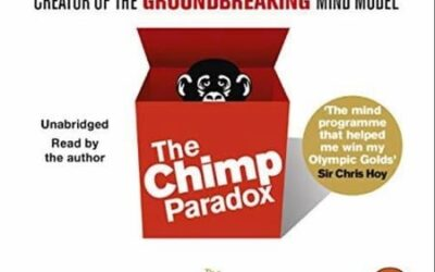 Book review and summary of 'The Chimp Paradox' by Steve Peters