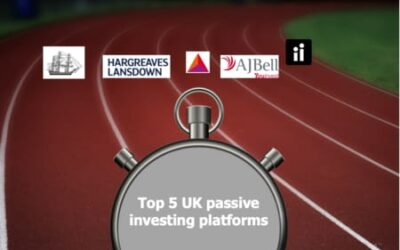 The top 5 best UK investing platforms for passive index fund investing
