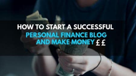 How to start and make money from a personal finance blog in 6 months