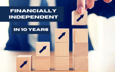How to become financially independent in 10 years: A complete guide