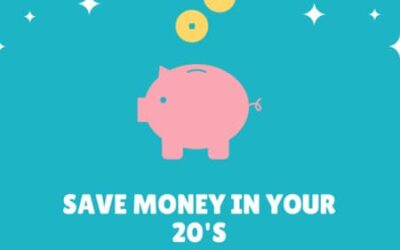 How to save money during your 20's without sacrificing your life