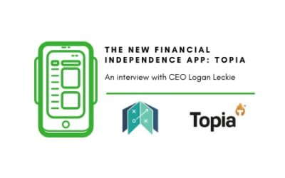 Topia – the latest app for financial independence in the UK