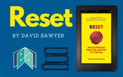 Book review and summary of 'Reset' by David Sawyer