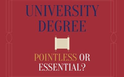 University degree: pointless or an essential step in your career?