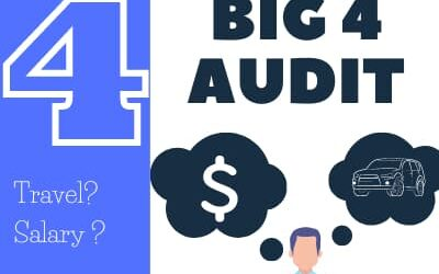 Big 4 audit – salary and travel information