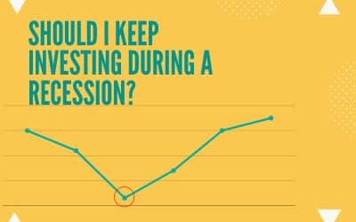 Should I keep investing during a recession? Yes – here are 5 reasons why