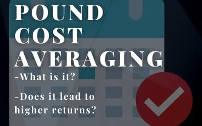 Pound cost averaging: what is it and does it lead to higher returns?