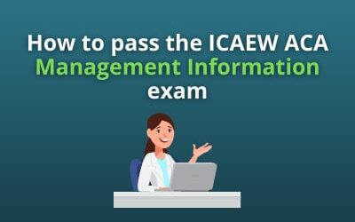 How to pass the ICAEW ACA Management Information exam