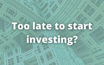 When is it too Late to Start Investing in the Stock Market?